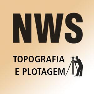 NWS Topografia e Plotagem